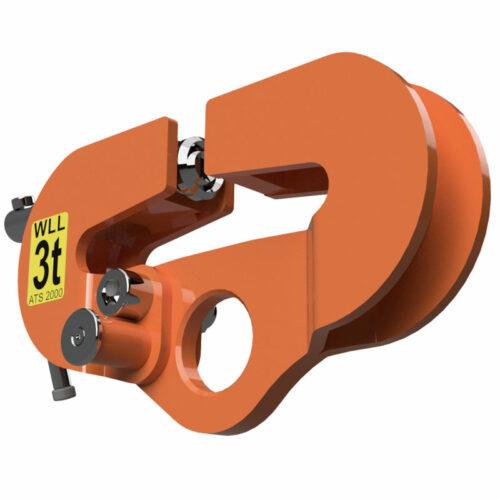 Universal beam clamp